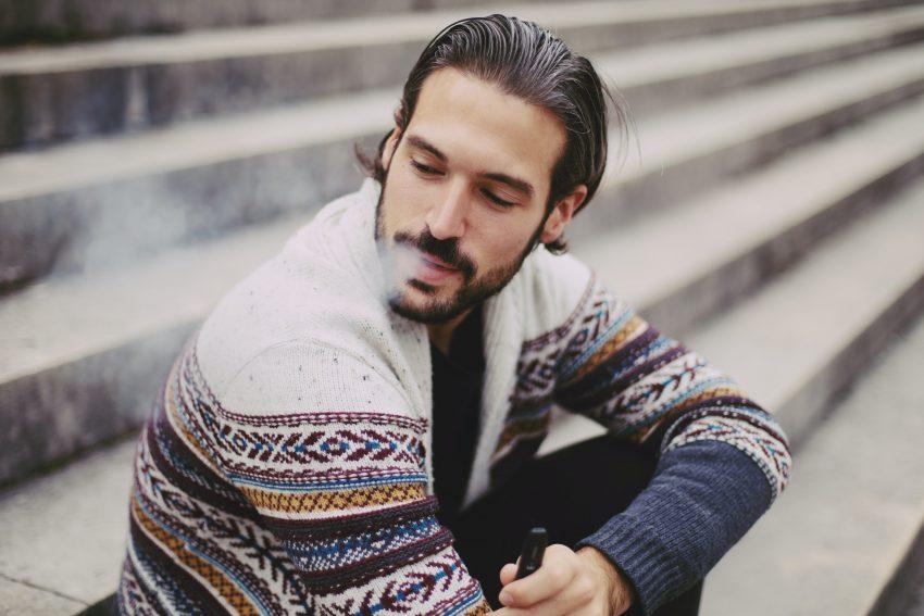 e sigarett med nikotin